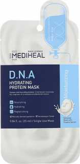 Купить Mediheal D.N.A Hydrating Protein Mask, 1 Sheet, 0.84 fl oz (25 ml)