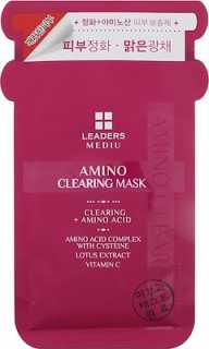 Купить Mediu, Amino Clearing Mask, 1 Sheet, 25 ml