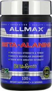 Купить Beta-Alanine, 100 g, 3.53 oz (100 g)