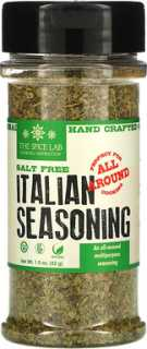 Купить The Spice Lab Italian Seasoning, Salt Free, 1.5 oz (42 g)