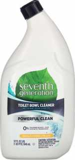 Купить Seventh Generation Toilet Bowl Cleaner, Emerald Cypress & Fir, 32 fl oz (946 ml)