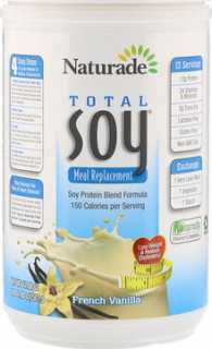 Купить Total Soy Meal Replacement, French Vanilla, 17.88 oz (507 g)